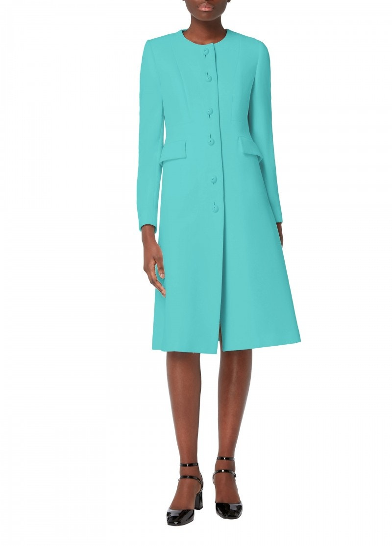 Hampton Coat Mint