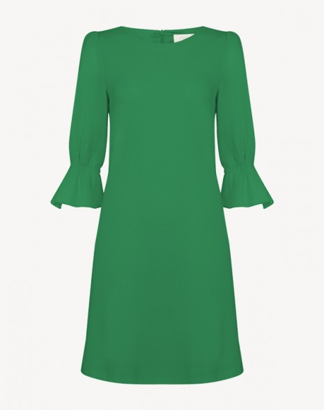 Gem Dress Apple Green