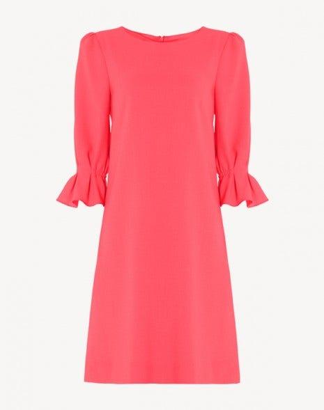 Gem Dress Flamingo