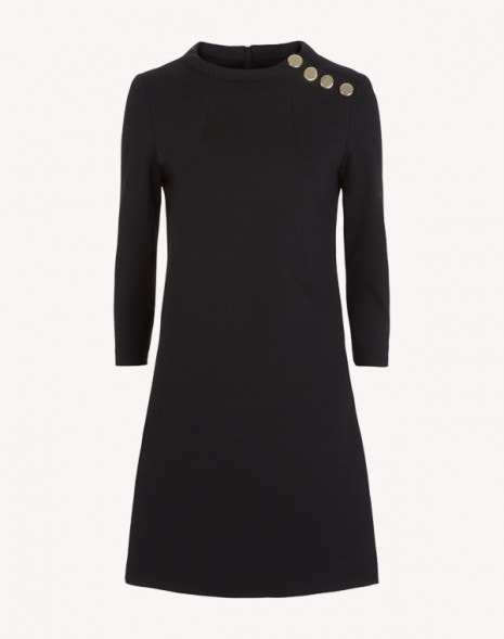 Icon Dress Black