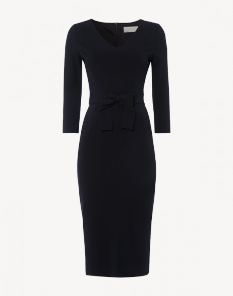 Ilana Dress Dark Navy