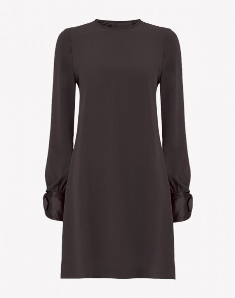 Ilaria Dress Espresso