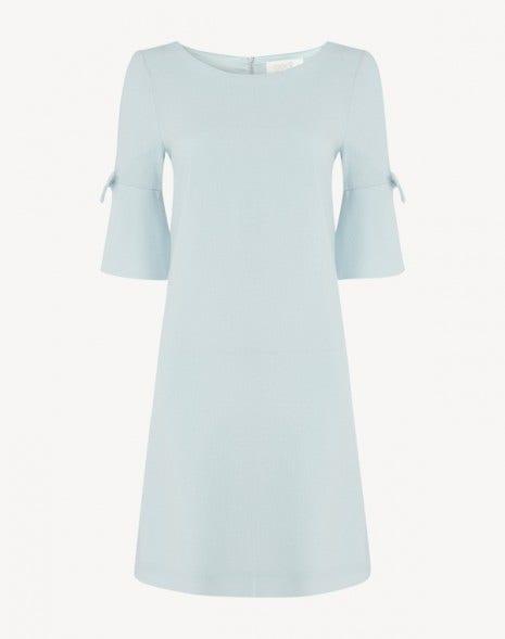 Irinna Dress Frost Blue