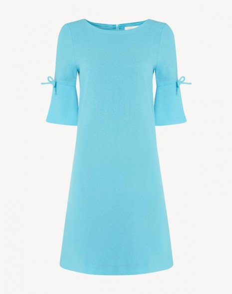 Irinna Dress Turquoise