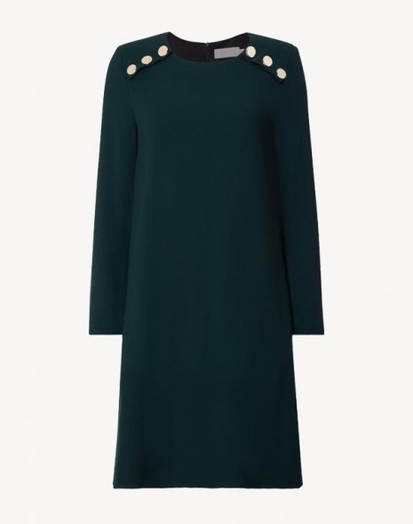 Irma Dress Fern Green