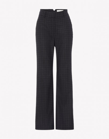 Ivanhoe Trousers Grey Check