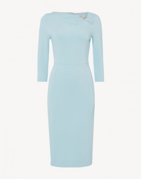 Ivy Dress Pale Blue