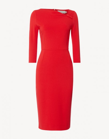 Ivy Dress Red