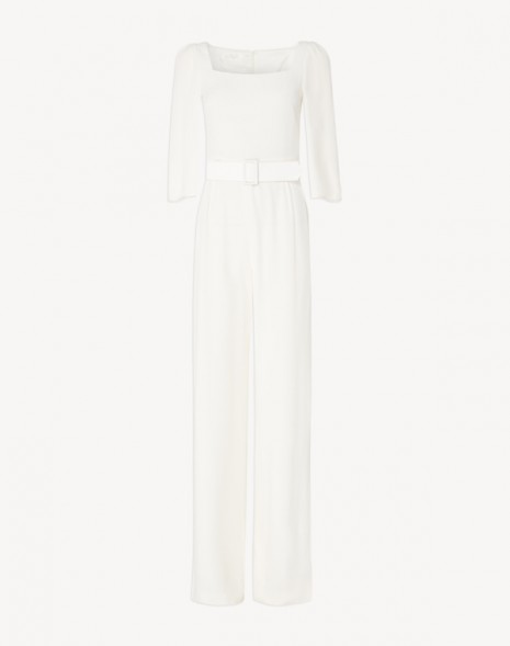 Jagger Jumpsuit Cream