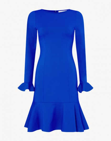 Jilly Dress Sapphire