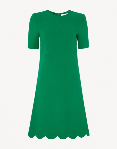 Jolie Dress Apple Green