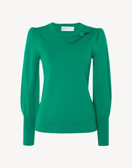 Joni Sweater Apple Green