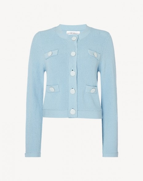 Joy Jacket Sky Blue