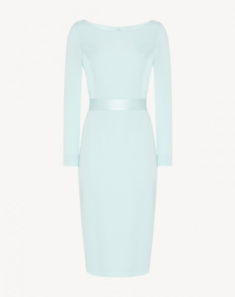 Joyce Cady Dress Aqua