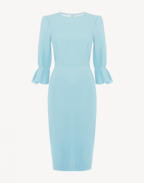 Karmine Dress Frost Blue