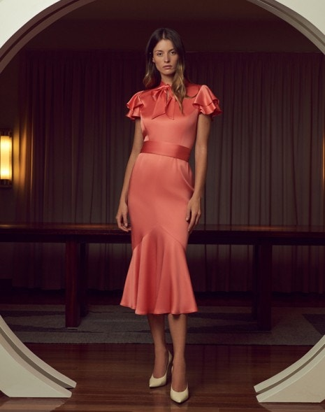 Kimberley Dress Sunset