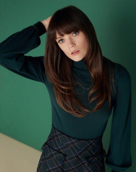 Kizzy Sweater Evergreen