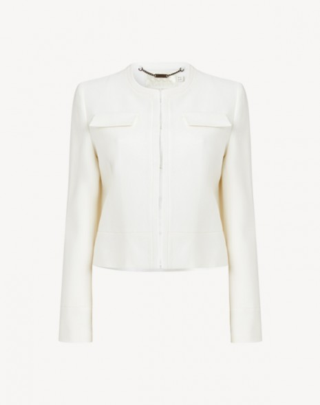Kourtney Jacket Cream
