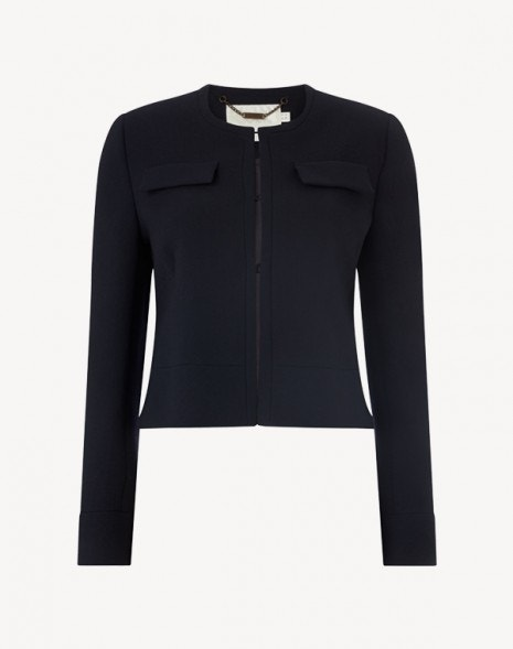 Kourtney Jacket Dark Navy