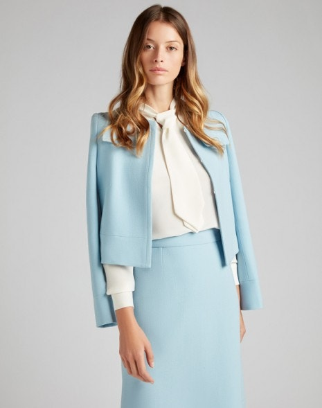 Kourtney Jacket Ice Blue