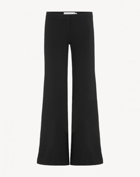 Laine Trousers Black