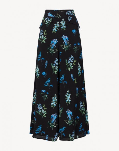 Lake Meadow Skirt Blue