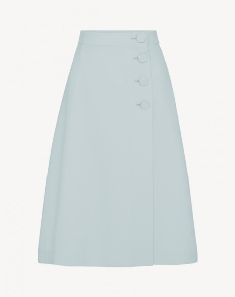 Lily Skirt Frost Blue