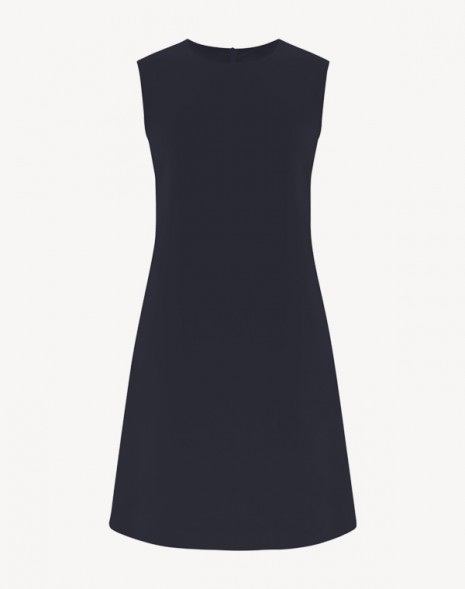 Lois Dress Dark Navy