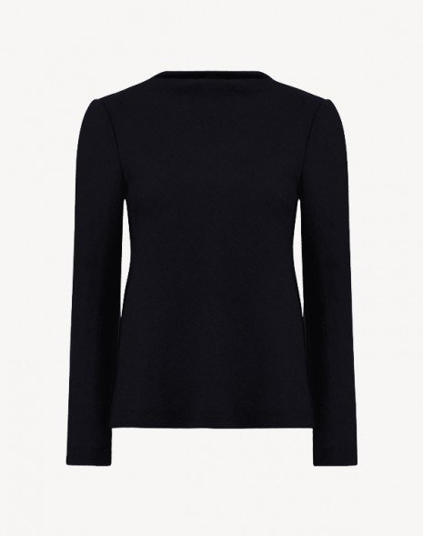 Lowry Top Dark Navy