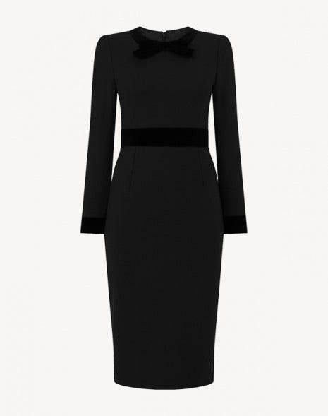 Marcelle Dress Black