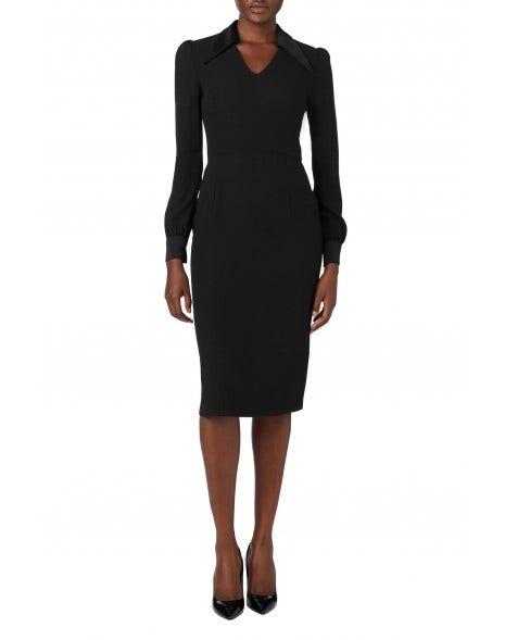 Marilyn Dress Black