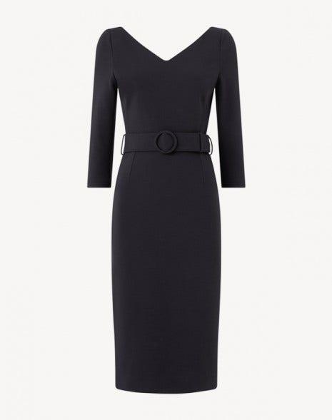 Muse Dress Graphite