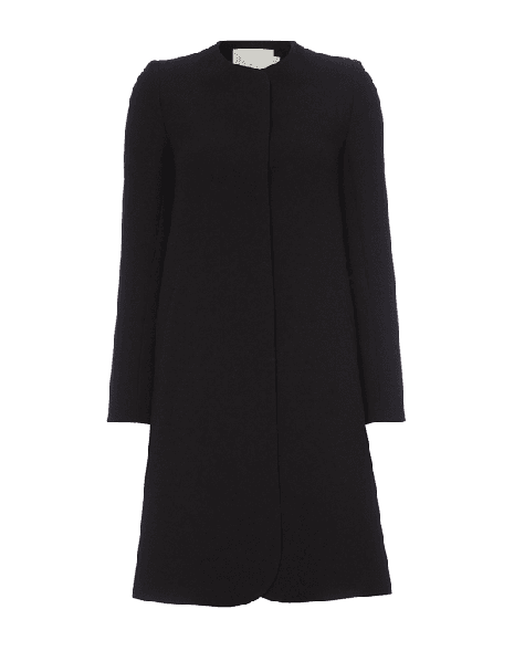 Redgrave Coat Black
