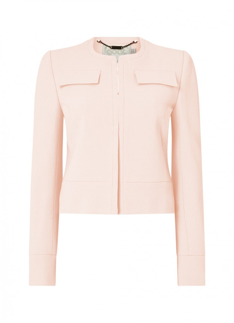 Kourtney Jacket Apricot