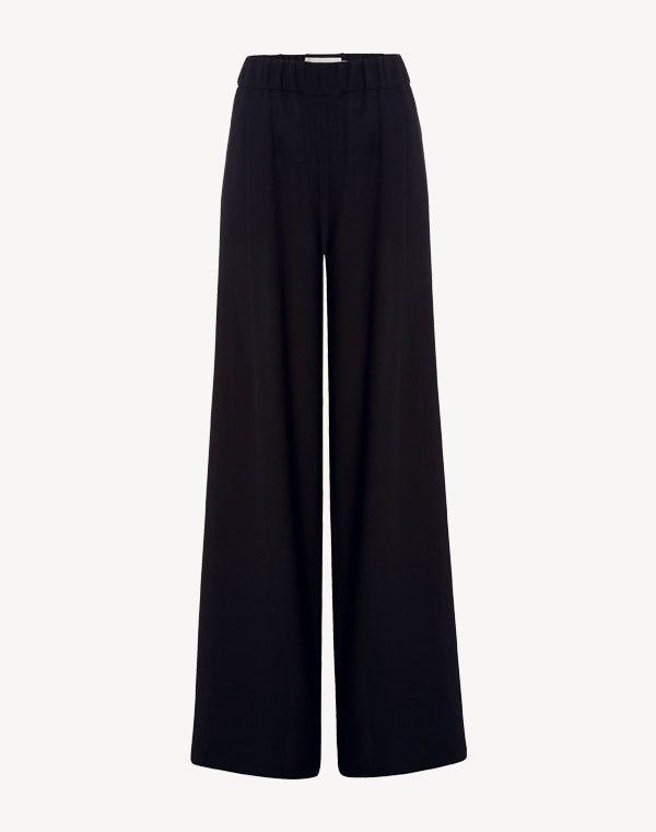 Gable Trousers Dark Navy
