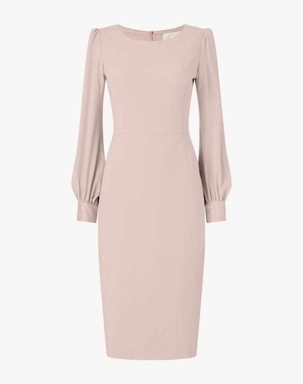 Harper Cady Dress Cameo Pink