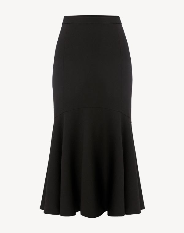 Inga Skirt Black