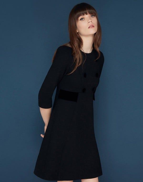 Isme Dress Black