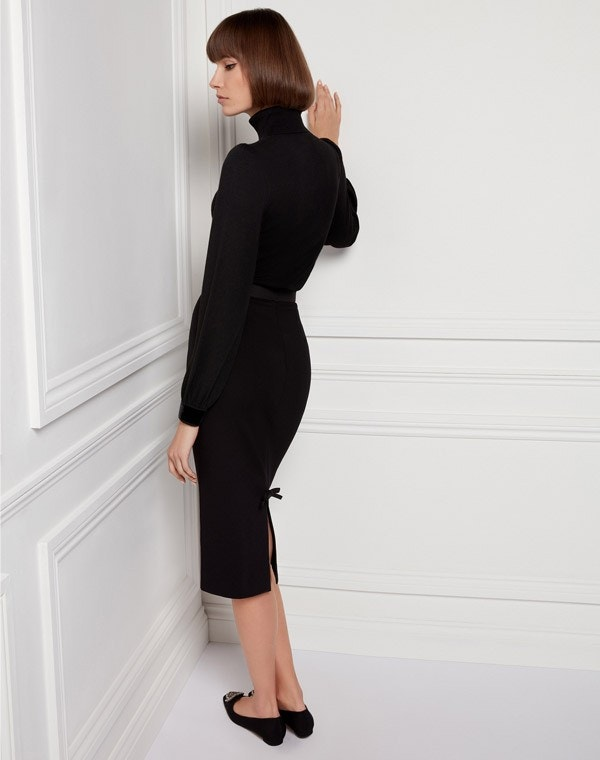 Jade Skirt Black