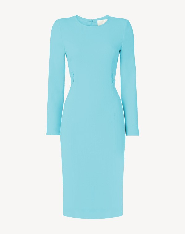Jennifer Dress Turquoise