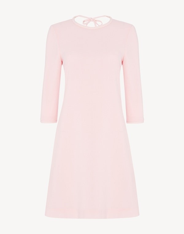 Jetson Dress Rose