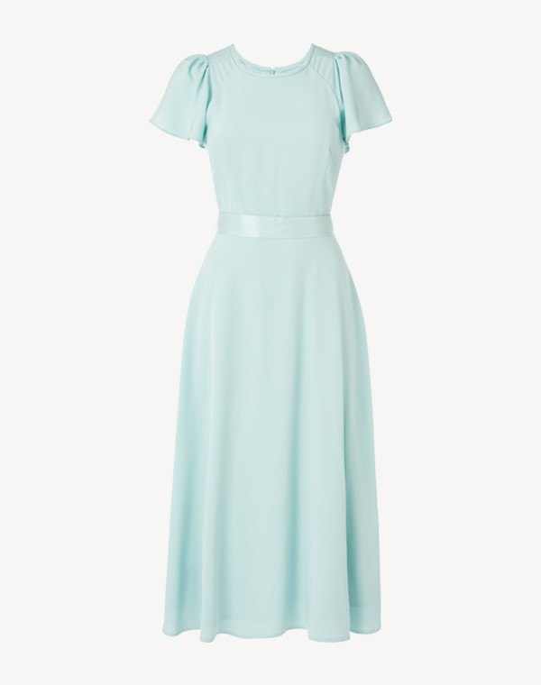 Jewel Dress Aqua