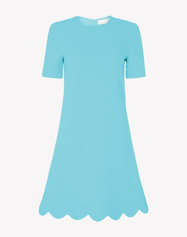 Jolie Dress Turquoise