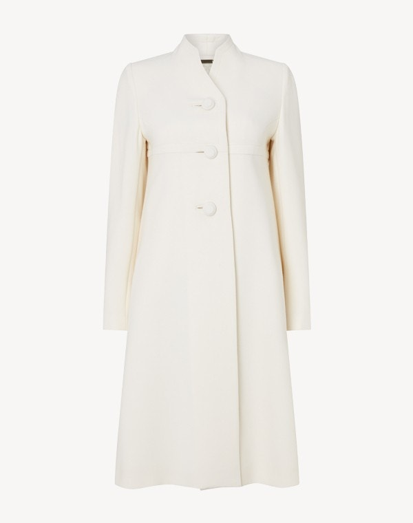 Kendra Coat Cream