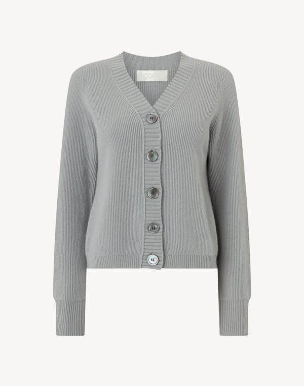 Kimbella Cardigan Dove Grey