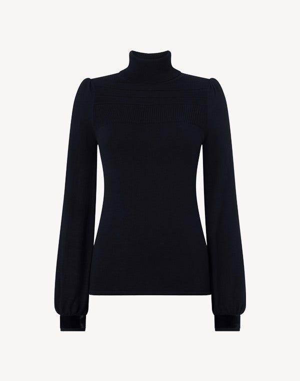 Kizzy Sweater Dark Navy