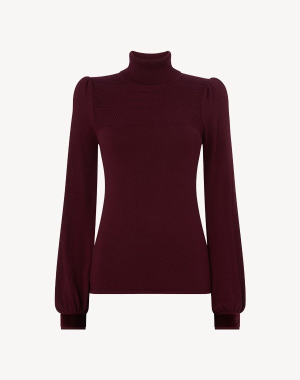 Kizzy Sweater Plum