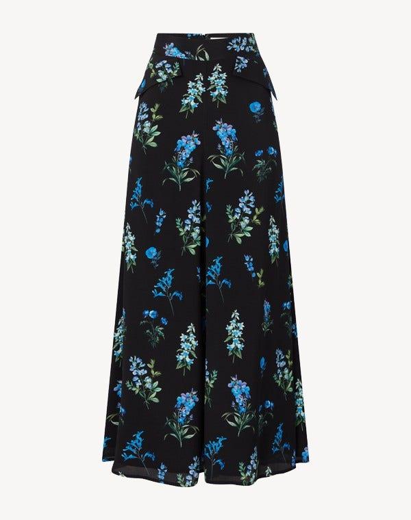 Lake Meadow Skirt Blue