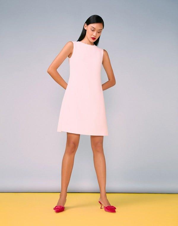 Lois Dress Cream
