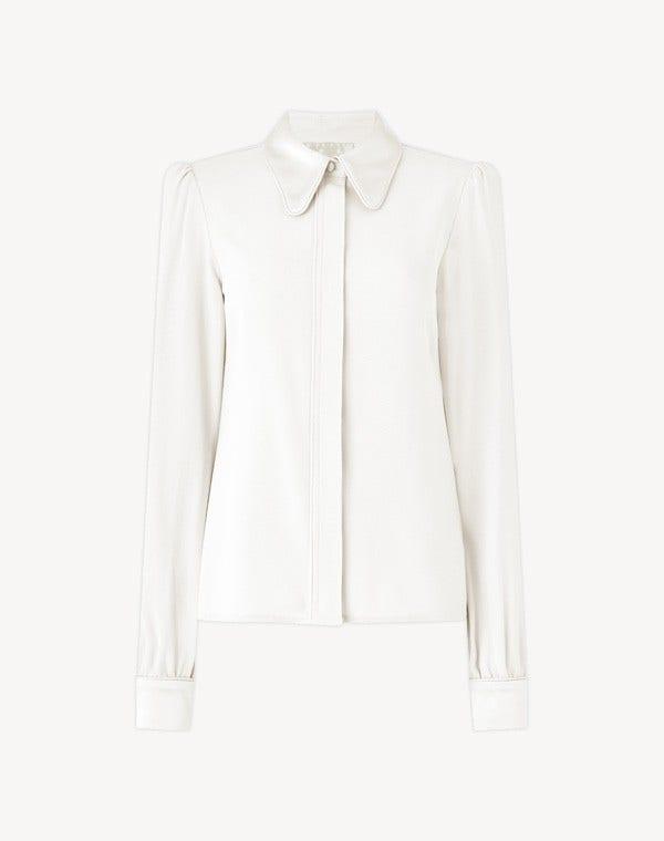 Lucinda Cady Shirt Cream